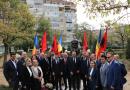 Bustul lui Skanderbeg a fost dezvelit la Craiova