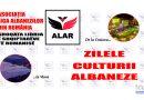 Zilele Culturii Albaneze debutează la Craiova!