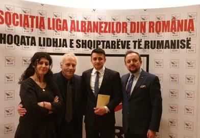 Scriitorul Visar Zhiti s-a întâlnit cu publicul din România la Muzeul Național al Țăranului Român