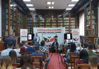"""Revista """"Albanica"""" a fost lansată și la Craiova"""