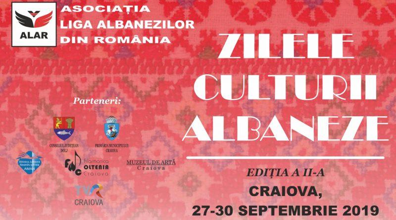 ZILELE CULTURII ALBANEZE – ediția a II-a