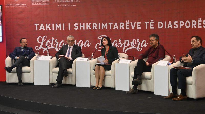 Întâlnirea scriitorilor albanezi din diaspora
