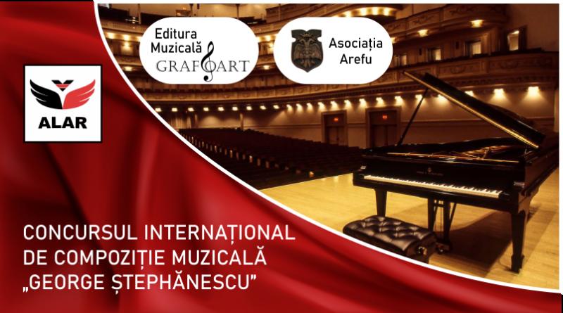 """Au fost desemnați câștigătorii Concursului Internațional de Compoziție """"George Ștephănescu"""""""