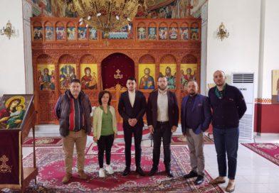 Delegația ALAR a vizitat comunitatea aromână din Korça