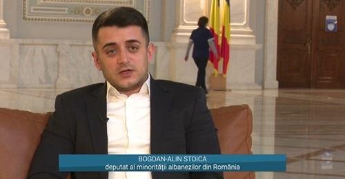 Deputatul ALAR, Bogdan-Alin Stoica, a acordat un interviu Televiziunii Române