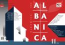 """Revista """"Albanica"""" la numărul 11"""